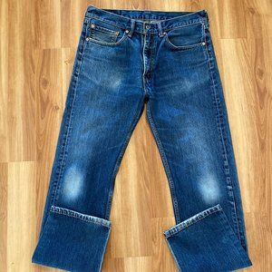 Levi's Men's Jeans 505 34 X 34 Bootcut